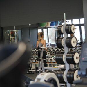 Free weights La Vita Sana