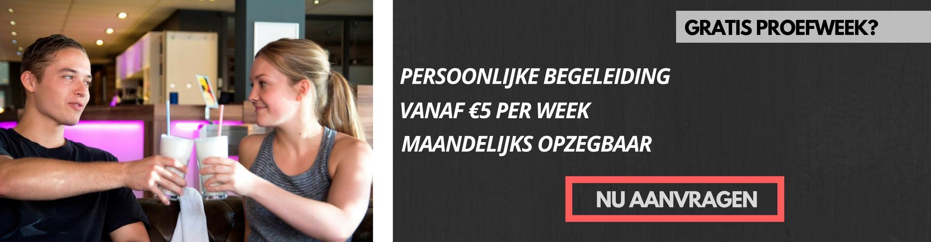 Studenten fitness Venlo
