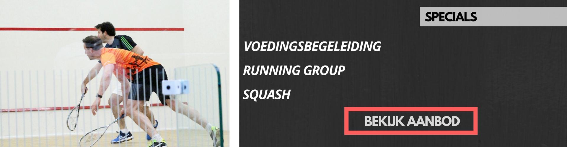 Squashen Venlo