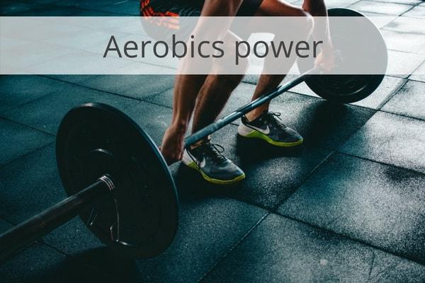 Aerobics lessen