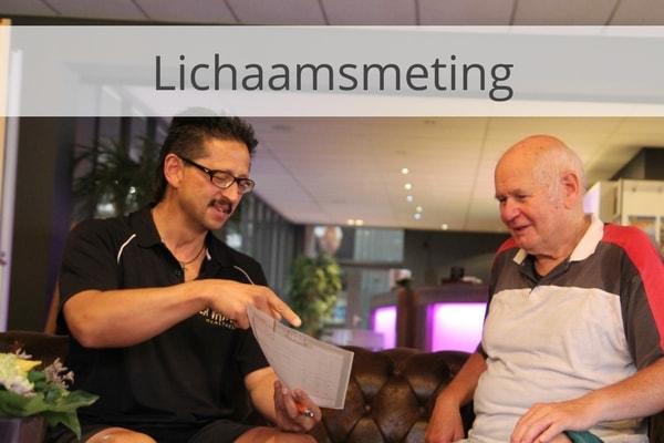 Lichaamsmeting La Vita Sana