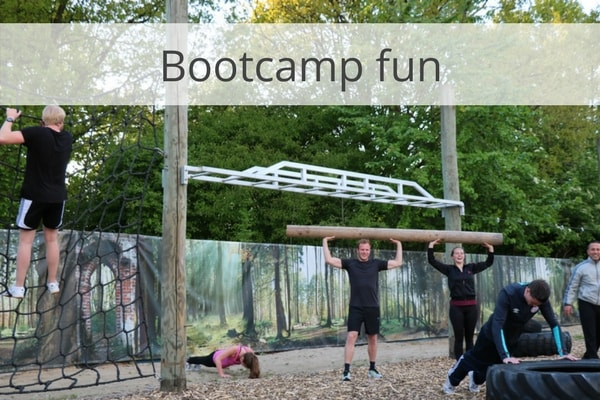Bootcamp in Venlo