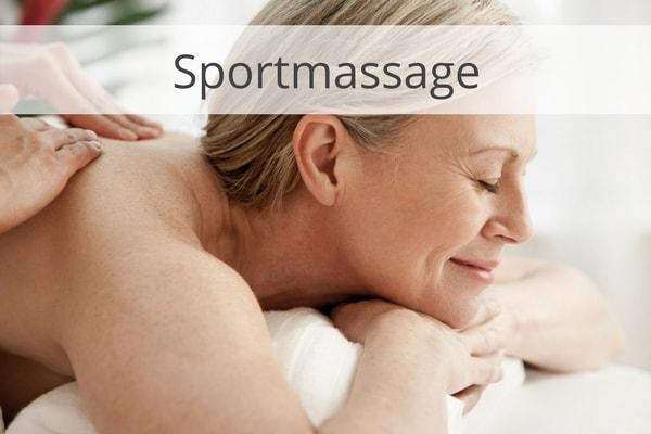 Sportmassage Venlo
