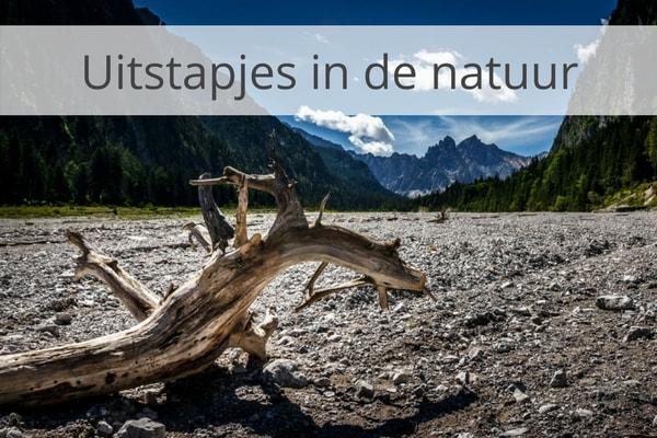 Uitstapjes in de natuur