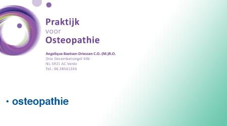 Osteopathie Venlo